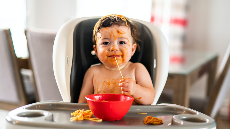 เมนูอาหารเด็ก 1 ขวบ